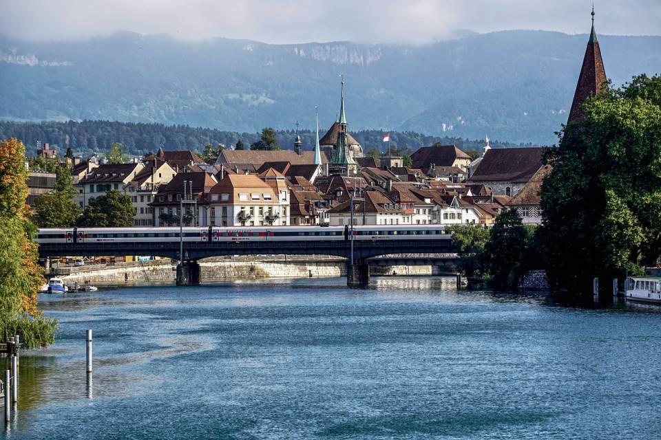 Clubreise in die schöne Barockstadt Solothurn